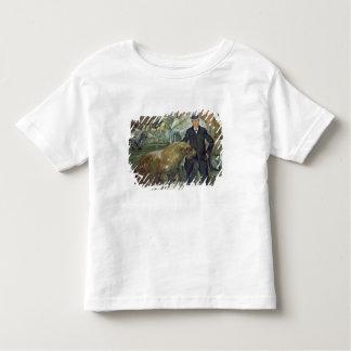 Karl Hagenbeck dans son Zoo, 1911 T-shirt Pour Les Tous Petits