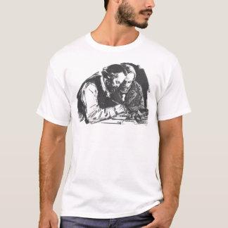 Karl Marx et T-shirt de Friedrich Engels