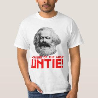Karl Marx ? T-shirt de valeur
