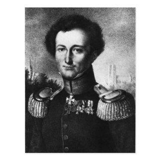 Karl von Clausewitz Cartes Postales