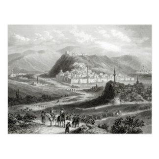 Kars, gravé par J. Godfrey, c.1860 Carte Postale