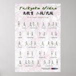 Kata Taikyoku Nidan - 2ème kata Affiches
