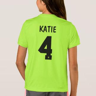 Katie - le jeu d'I aiment une fille T-shirt