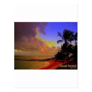 Kauai Hawaï Cartes Postales