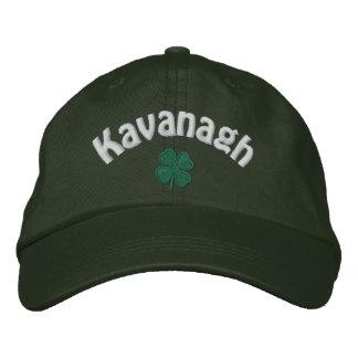 Kavanagh - trèfle de quatre feuilles - casquette brodée