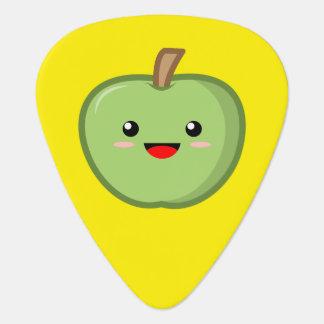 Kawaii Apple vert Onglet De Guitare