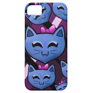 Kawaii Kitty Coque iPhone 5 Case-Mate
