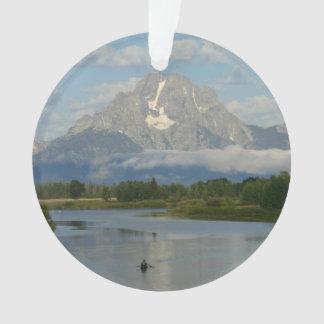 Kayaking en parc national grand de Teton