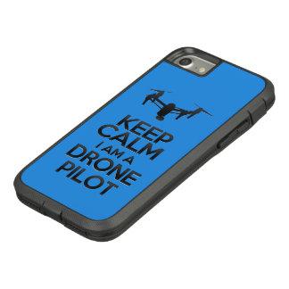 Keep Calm I Am Drone Pilot Coque Case-Mate Tough Extreme iPhone 7