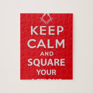 keepcalm puzzle