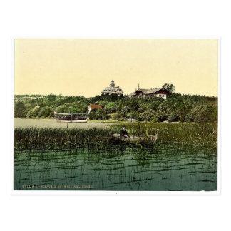 Kellersee, Schleswig-Holstein, Allemagne Carte Postale