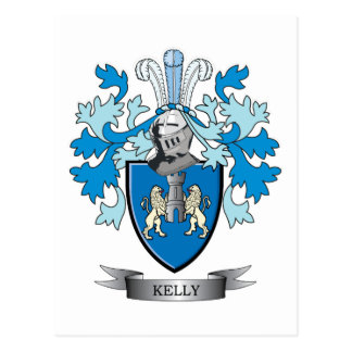 Kelly-Manteau-de-Bras Carte Postale