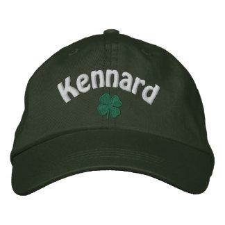 Kennard - trèfle de quatre feuilles casquette brodée
