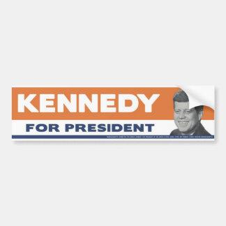 Kennedy 1960 pour le Président adhésif pour pare-c Autocollant De Voiture
