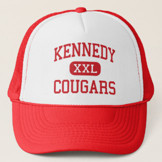 Kennedy - pumas - milieu - Cupertino la Californie Casquette