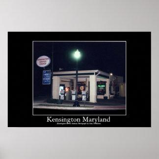 Kensington le Maryland Posters