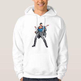Kent change en Superman Veste À Capuche