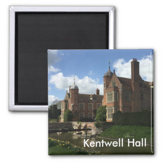 Kentwell Hall Magnet Carré