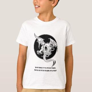 Ketchup 1 de dragon t-shirt