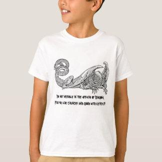 Ketchup 2 de dragon t-shirt