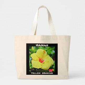 Ketmie jaune d'Hawaï Grand Sac