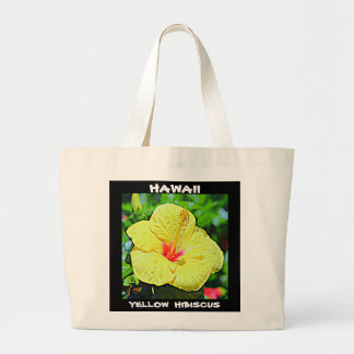 Ketmie jaune d'Hawaï Grand Tote Bag