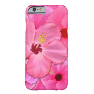Ketmie rose coque iPhone 6 barely there