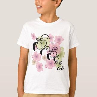 Ketmie-Tortue-Famille T-shirt
