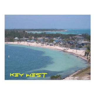 Key West échouent Carte Postale