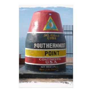 Key West Papier À Lettre Customisable