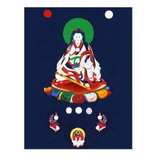 Khandro ö-Zér de Chö-ying Nyima ' [carte postale] Carte Postale