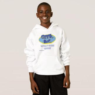 Kids'sweat - shirt à capuche de Geek, Inc.