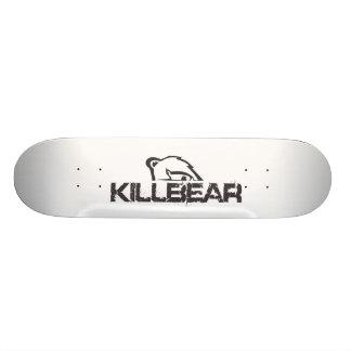 KILLBEAR-pouvez vous me voir Plateaux De Skateboards Customisés