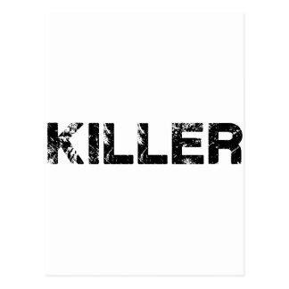 Killer Carte Postale