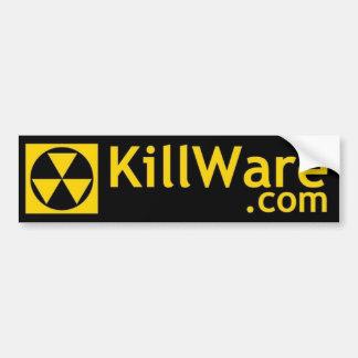 KillWare® Autocollant De Voiture