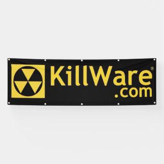 KillWare bannière de 8 pieds