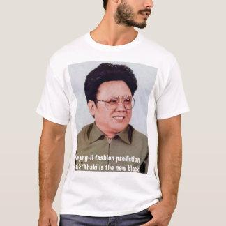 Kim jung-IL façonnent à prévision No. 12 : T-shirt