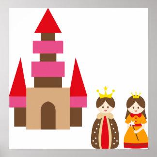 KingQueen9 Poster