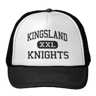 Kingsland - chevaliers - haut - Spring Valley Casquettes De Camionneur