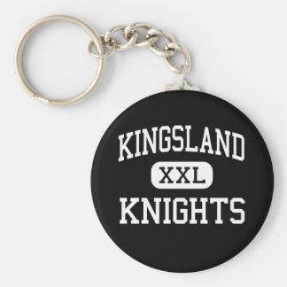 Kingsland - chevaliers - haut - Spring Valley Porte-clé Rond