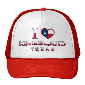 Kingsland, le Texas Casquettes