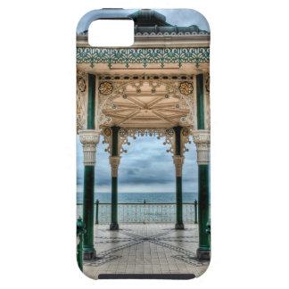 Kiosque à musique de Brighton Angleterre Coque iPhone 5 Case-Mate
