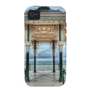 Kiosque à musique de Brighton Angleterre Coque iPhone 4 Vibe