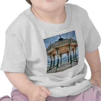 Kiosque à musique de Brighton Angleterre T-shirts