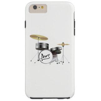 Kit de tambour coque tough iPhone 6 plus