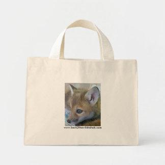 Kit fourre-tout de renard de bébé sac