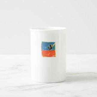 Kitty distribuent mug