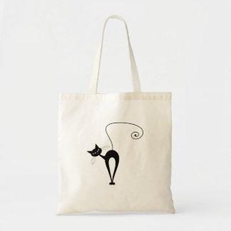 Kitty fantaisie noir 3 sacs