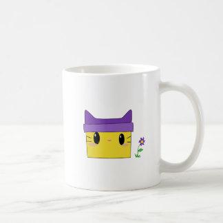 Kitty jaune mugs