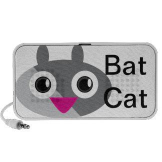 Kitty mignon haut-parleurs PC